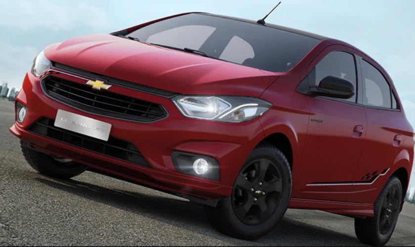 Chevrolet Ônix 2019 – preço, ficha e consumo