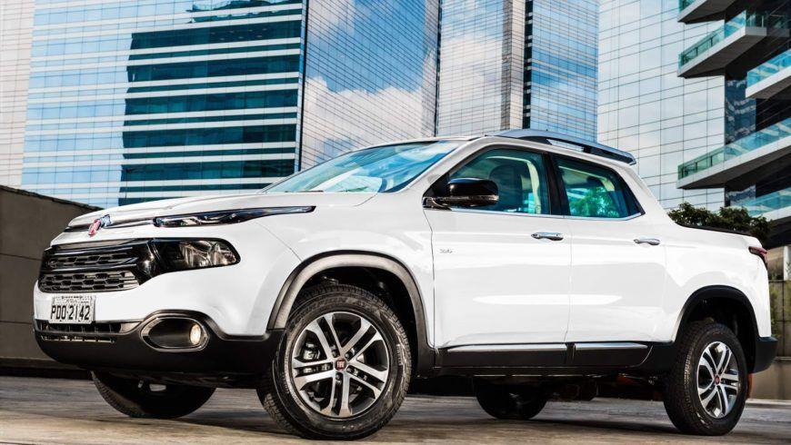 Fiat Toro 2019 Preço, consumo e ficha técnica