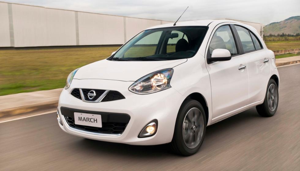 Nissan March tem a menor desvalorização do segmento