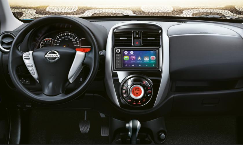 Nissan Versa 2019 e Nissan March 2019 chegam com novidades