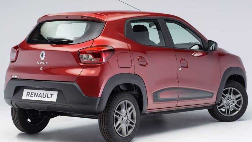 O Renault Kwid completa seu primeiro ano no mercado nacional como líder de vendas