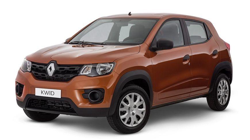 Renault Kwid 2019 Preço, consumo e ficha técnica