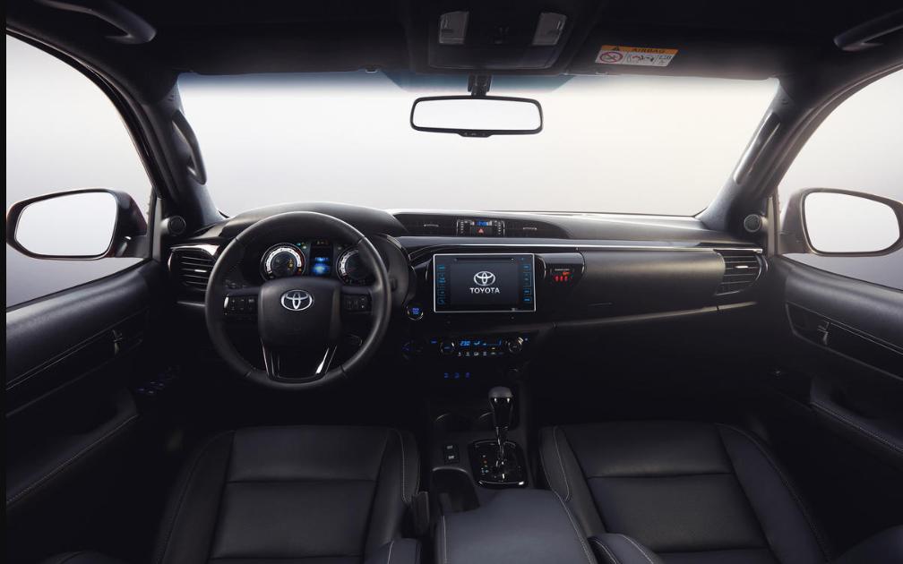 Toyota Hilux 2019 Preço, ficha e consumo