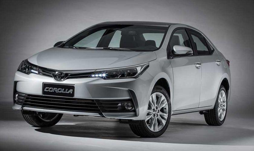 Toyota libera condições especiais para taxistas e PcD comprar o Corolla