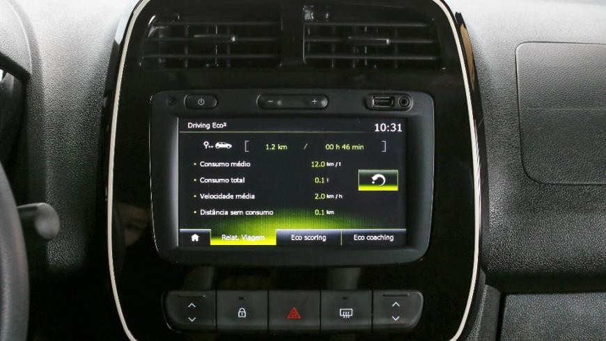 Driving Eco² ajuda a reduzir em até 20% o consumo de combustível