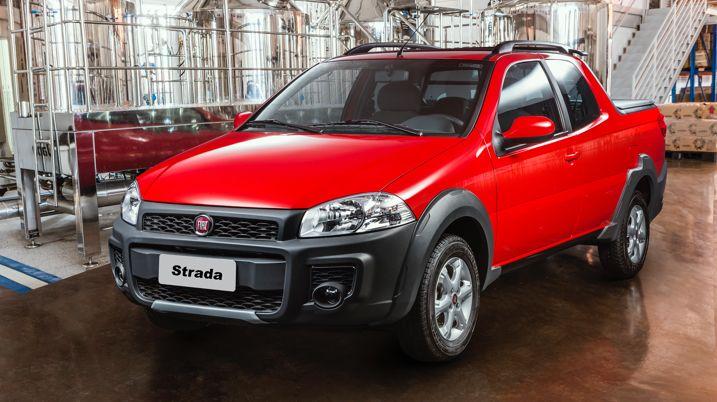 Fiat Strada 2019: Preço, ficha técnica e consumo