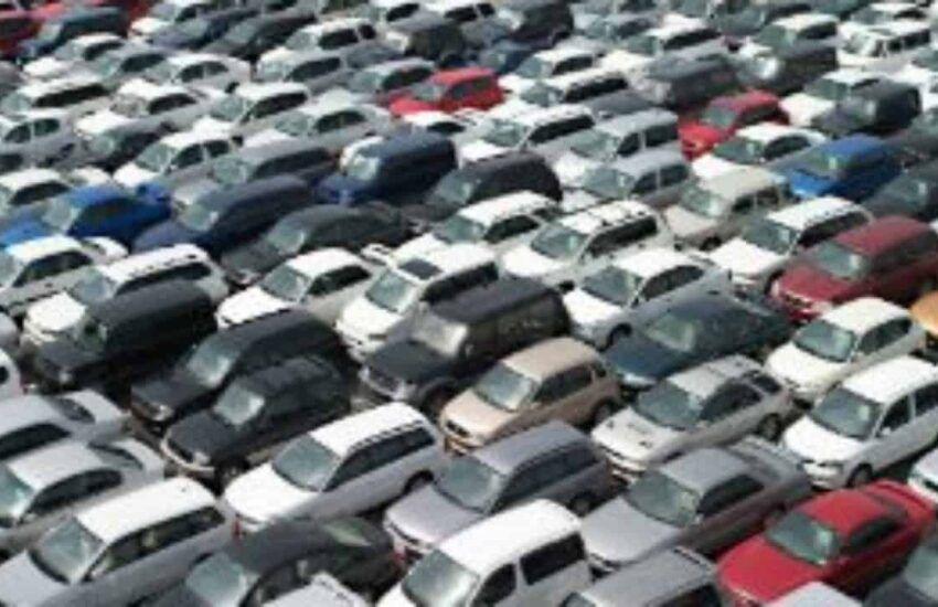Leilão de carros em São Paulo