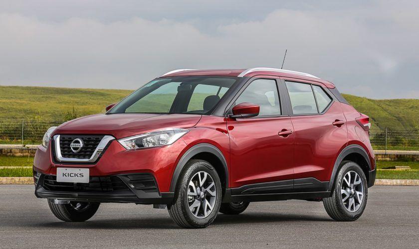 Nissan convoca Kicks e Versa para recall obrigatório