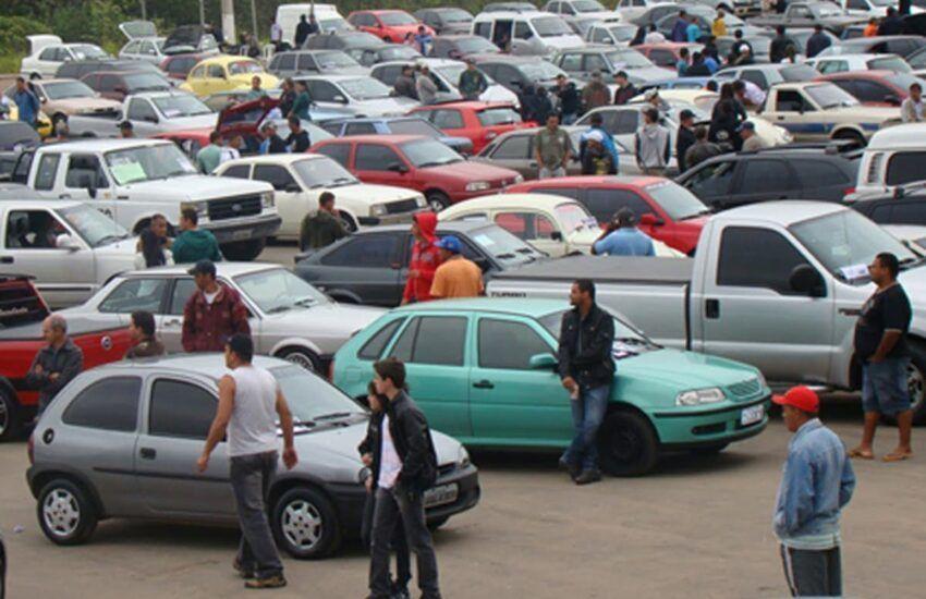 Feirão de carros usados é uma grande oportunidade de comprar carros com preço abaixo da tabela Fipe