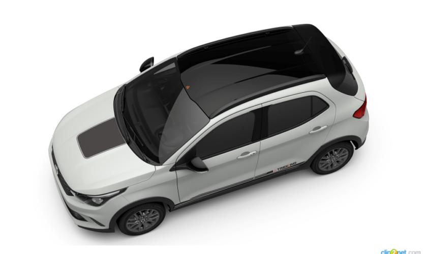 Argo Trekking é novo modelo da Fiat para a linha Argo
