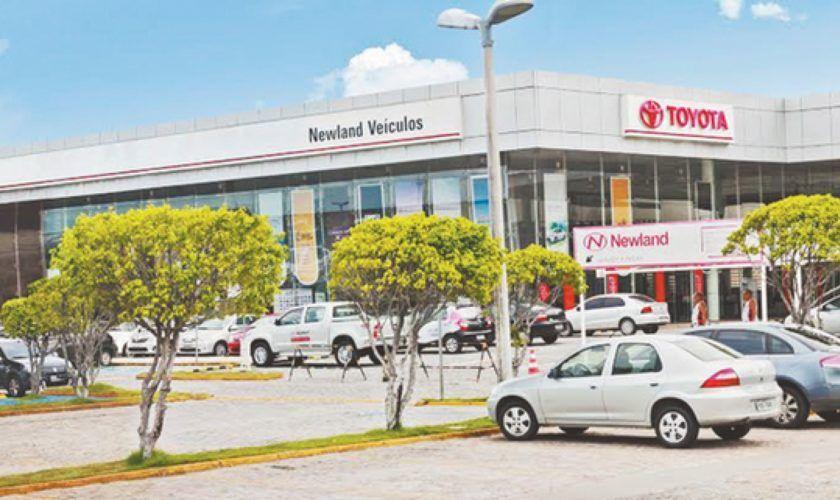 Concessionárias Toyota na região Nordeste