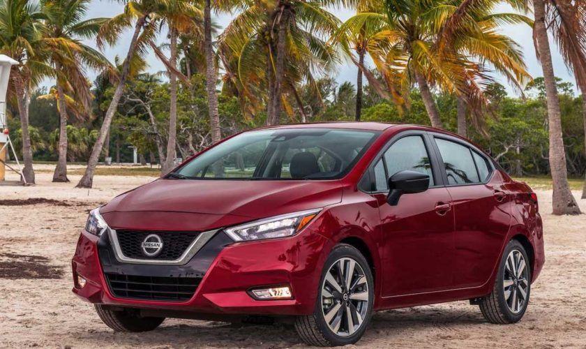 Novo Nissan Versa é revelado oficialmente