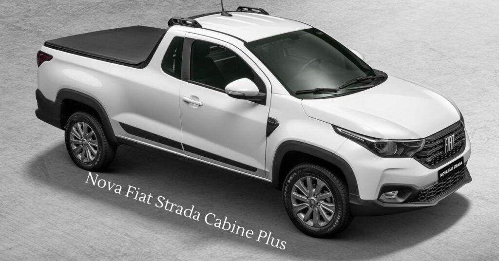 Nova Fiat Strada Cabine Plus